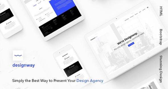 创意Html5设计公司模板艺术设计机构网站模板