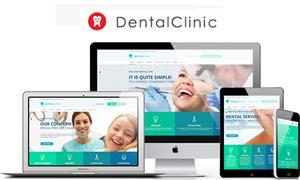 Bootstrap牙科门诊牙齿美容网站Html5模板