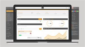 WebApp管理系统Bootstrap管理界面Html