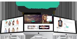 强大的Bootstrap多用途电商企业博客模板