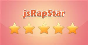 jQuery星星评分插件