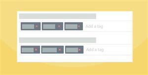 jQuery文本框回车标签插件
