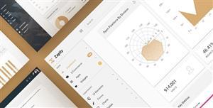 響應式Bootstrap管理系統模板UI框架