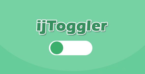 jQuery开关按钮插件jtoggler