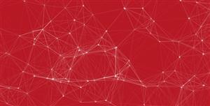 particles.js粒子插件科技感背景