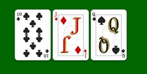 纯css3扑克牌花色代码