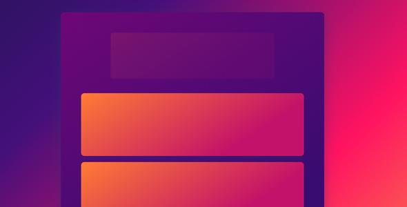 jQuery列表项平滑滚动插件smooth-scrollbar.js