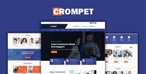 Bootstrap4商业企业HTML5响应模板