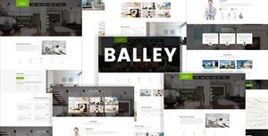 HTML绿色房产网Bootstrap模板
