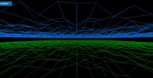 canvas模拟vr虚拟现实html5动画