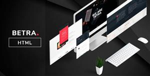 大气企业网站Bootstrap模板