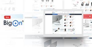 精美Bootstrap手机电脑商城HTML模板响应