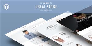 清新BootStrap电商鞋服商城HTML模板