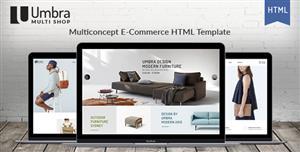 Bootstrap家居商城HTML5模板响应式电商