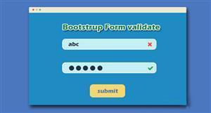 jQuery和Bootstrap表单验证插件16种