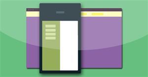 Bootstrap响应式导航菜单插件不同设备样式