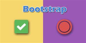 Bootstrap复选框和单选按钮美化插件