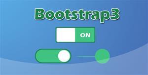 经典Bootstrap纯CSS3开关按钮美化插件