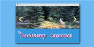 Bootstrap自适用宽度幻灯片轮播图插件