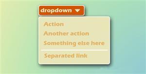 Bootstrap美化下拉列表菜单jQuery插件