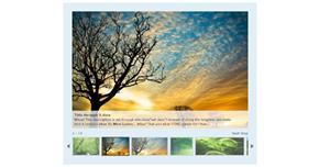 jQuery缩略图和标题图片切换插件