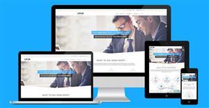 Bootstrap整套企业网站前端HTML模板