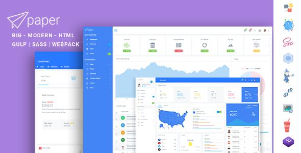 Bootstrap响应式后台模板nodeJs框架