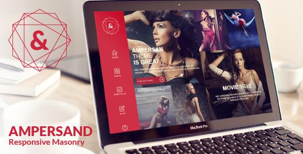 红色婚纱摄影图片HTML模板大气满屏