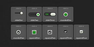 纯CSS3美化复选框Checkbox样式