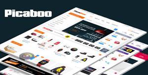 电子产品商城Bootstrap4电商模板