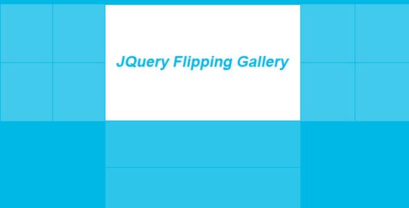 jQuery翻转展开插件