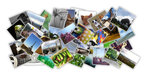 jQuery照片堆叠效果插件Photopile
