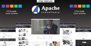 Bootstrap4满屏企业模板响应式