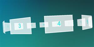 jQuery拖拽3D效果旋转木马插件