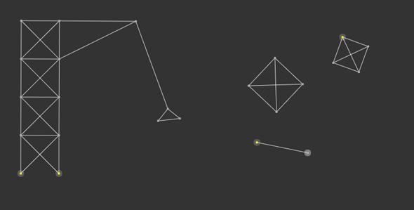 Canvas物理重力效果Html5代码