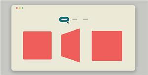 CSS3分组图片切换过渡动画transforms