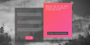 jQuery精美模态窗口弹出层插件动画效果