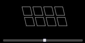 jQuery控制div层变形3D效果