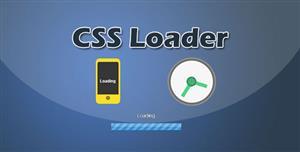 7种纯css3加载loading特效代码