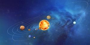 九大行星运行动画CSS3代码