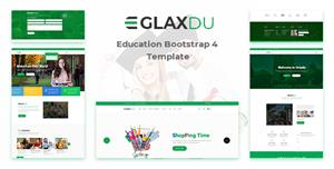 Bootstrap学校培训机构网站模板