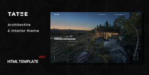 Bootstrap建筑业务公司网站模板