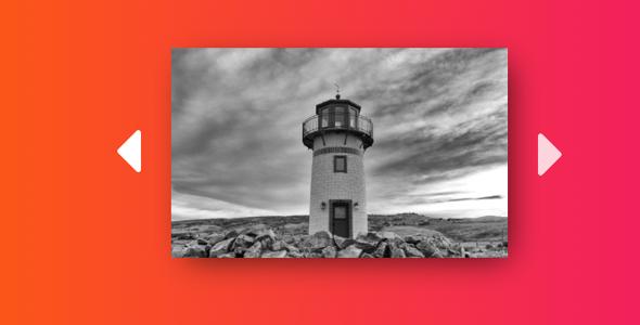 jQuery+SVG图片轮播slider插件