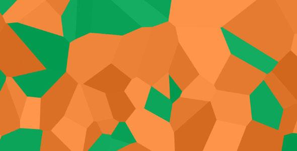canvas几何图形网页动画特效