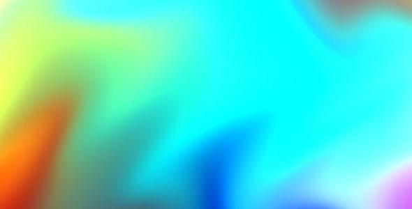 canvas五彩渐变色网页背景特效