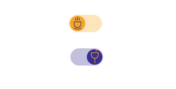 svg+js创意开关按钮样式