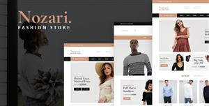 Bootstrap3框架服装商店HTML模板
