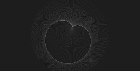 canvas画布动态绘制网页特效