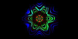 辐射扩散canvas动画特效代码