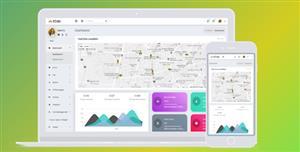 Bootstrap4出租车管理系统后台模板